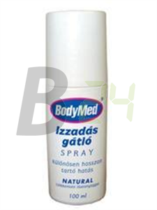 Bodymed izzadásgátló spray natúr (100 ml) ML000380-22-10