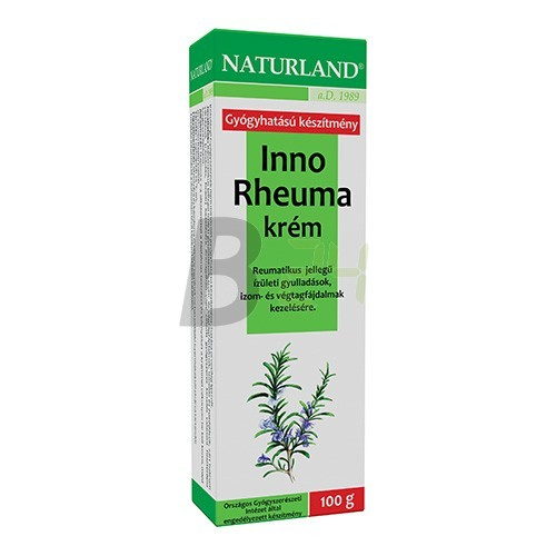 Naturland inno-reuma krém 100 g (100 g) ML001605-24-5