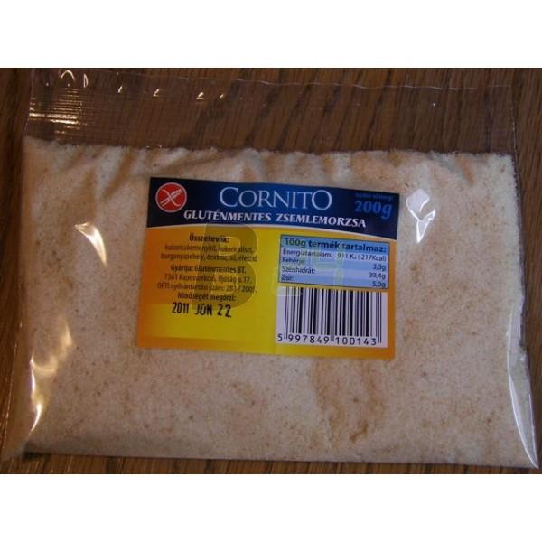 Cornito gluténmentes zsemlemorzsa (200 g) ML003100-109-1