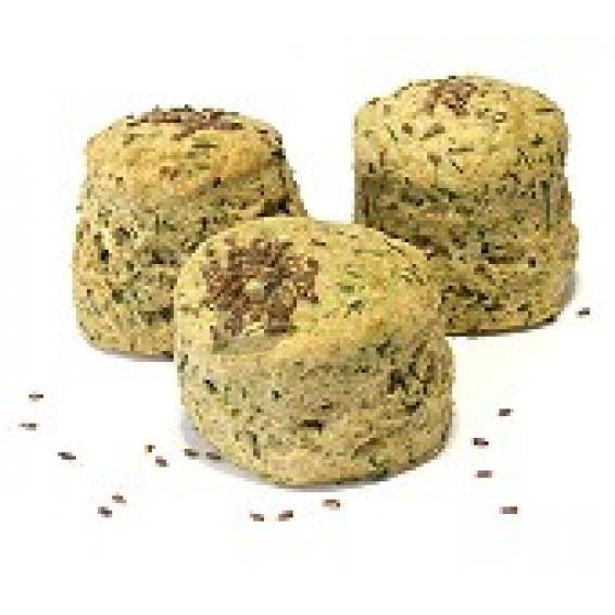 Piszke bio medvehagymás pogácsa 300 g (300 g) ML008924-109-1