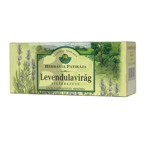 Herbária levendulavirág tea filteres (25 filter) ML013683-39-10