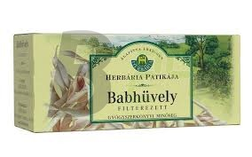 Herbária babhüvely tea filteres (25 filter) ML015113-13-2