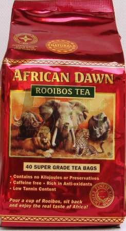 African dawn rooibos tea natur 40 db (40 filter) ML017667-38-11