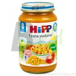 Hipp 6540 tészta sonkával (220 g) ML020402-8-10