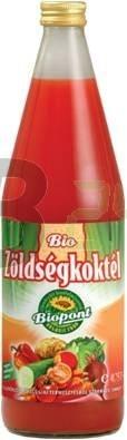 Biopont bio zöldségkoktél 750 ml (750 ml) ML021237-3-5