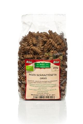 Rédei bio tészta rozs orsó (250 g) ML027936-9-3
