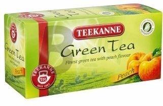 Teekanne zöld tea őszibarackkal (20 filter) ML029707-12-5