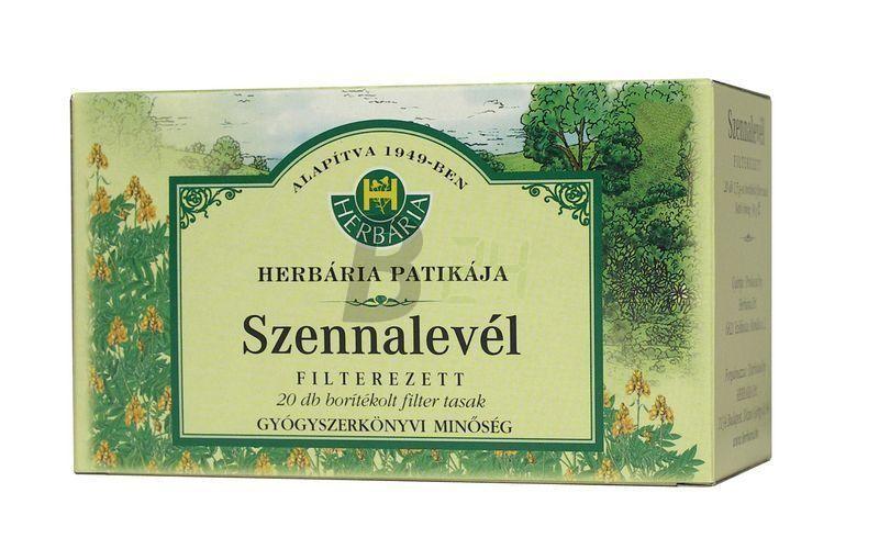 Herbária szennalevél tea borítékos (20 filter) ML029971-13-1