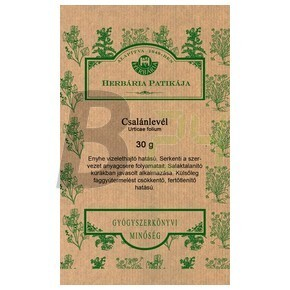 Herbária csalánlevél tea 30 g (30 g) ML030249-100-1