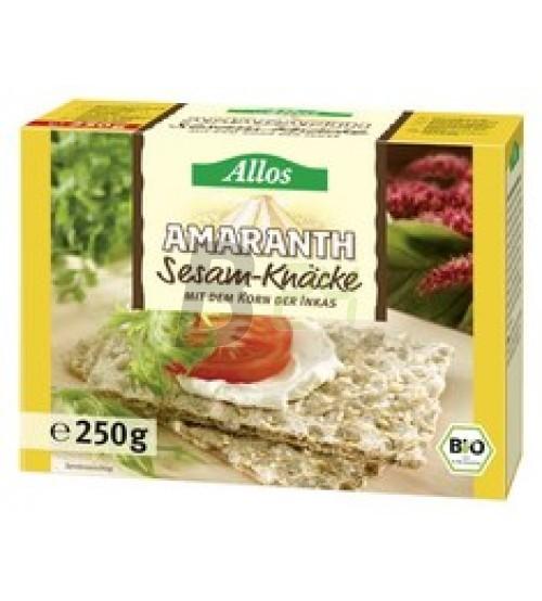 Allos amarant knacke szezámos (250 g) ML030835-109-1