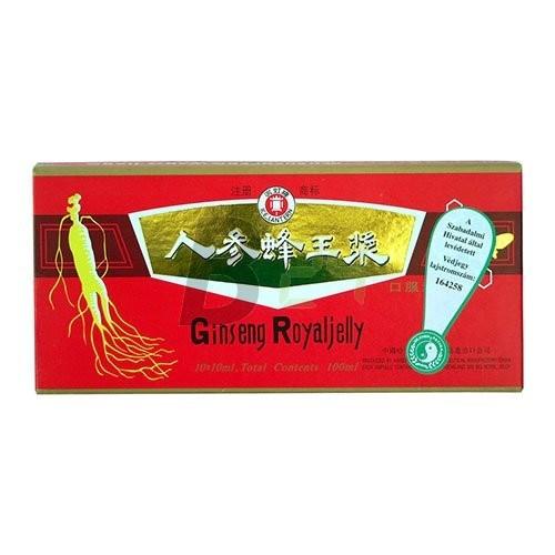 Dr.chen ginseng royal jelly kapszula (30 db) ML031450-16-7