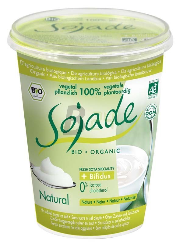 Sojade bio szója joghurt natúr 400 g (400 g) ML031843-40-2