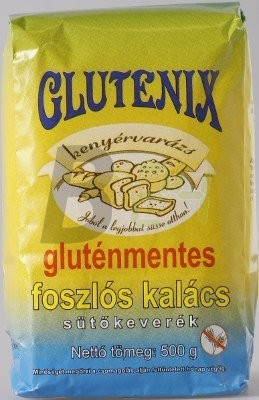 Glutenix foszlós kalács sütőkeverék (500 g) ML034132-36-3