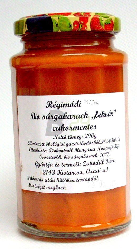 Régimódi bio sárgabarackdzsem (750 g) ML034439-13-4