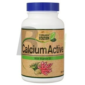 Vitamin st. calcium active tabletta (100 db) ML035098-17-4