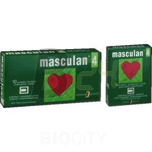 Masculan óvszer 4-es 3 db (3 db) ML035747-23-1