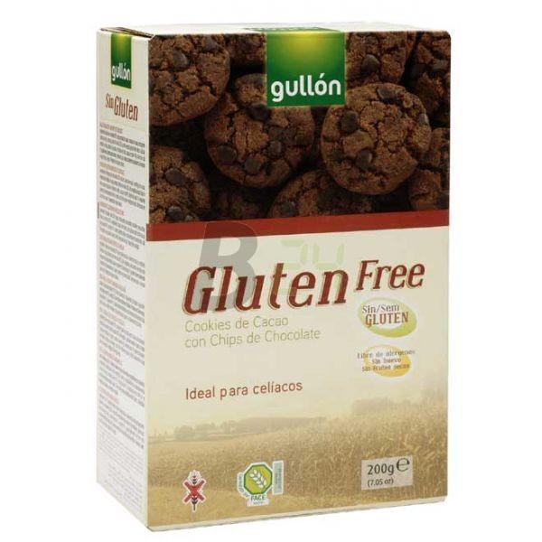Gullón cukorm. csokidar. cookies keksz (125 g) ML037753-27-1