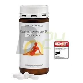 Sanct b. kalcium-d3 vitamin tabletta (150 db) ML042997-33-8