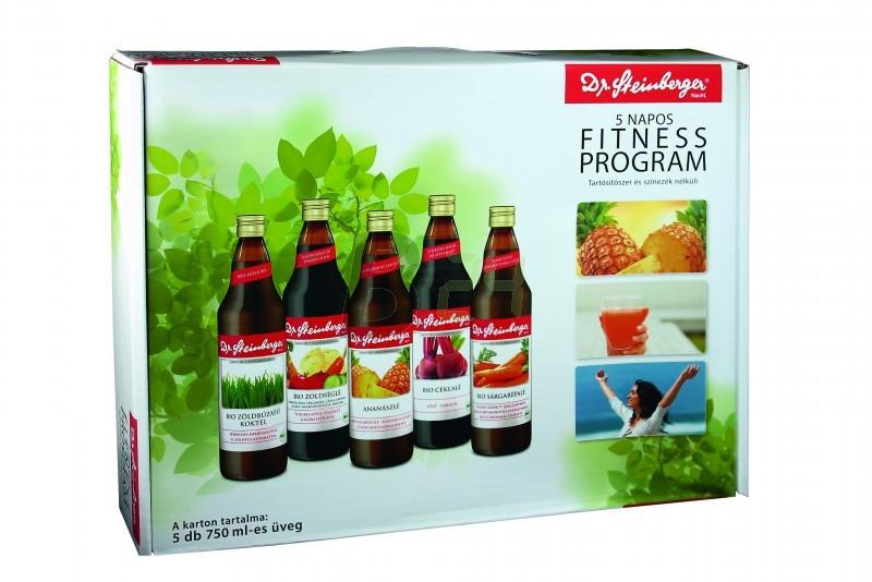Dr.steinb. 5 napos fitness program (1 db) ML043240-9-10