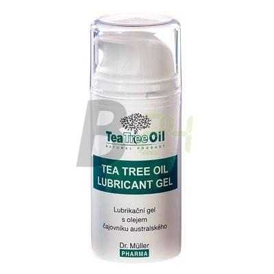 Tea tree oil teafa síkosító gél 100 ml (100 ml) ML044459-25-10