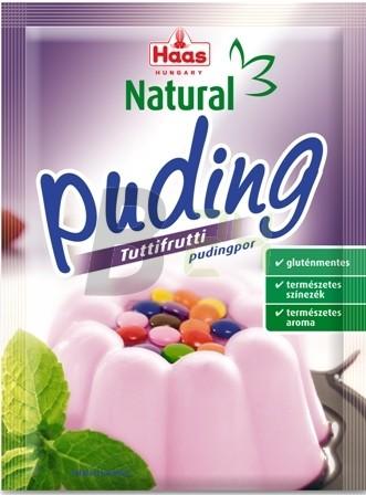 Haas pudingpor tuttifrutti natural (40 g) ML045356-37-1