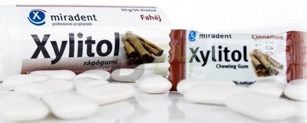 Xylitol rágógumi fahéj (30 db) ML047148-28-7