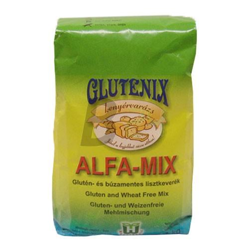 Glutenix alfa mix lisztkeverék (1000 g) ML048005-36-3
