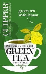 Clipper zöldtea citromos 20 db (20 filter) ML048339-12-1