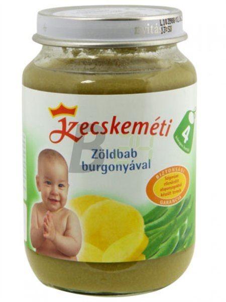 Kk. 1708 zöldbab burgonyával (190 g) ML050795-10-1