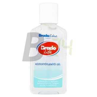 Bradolife kézfertőtlenítő gél 50 ml (50 ml) ML051855-21-8