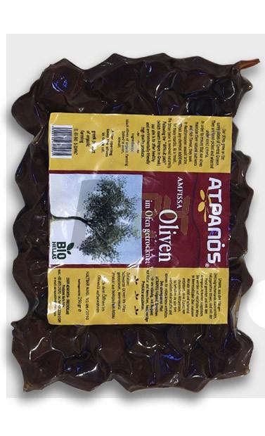 Atrapos bio fekete olívabogyó (250 g) ML051893-8-8