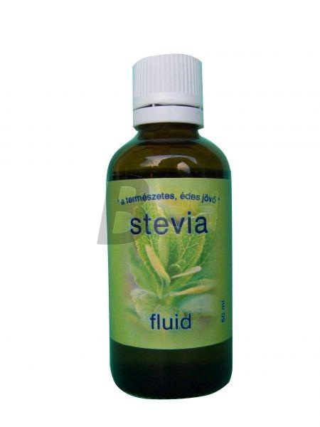 Stevia fluid nova csepp (50 ml) ML052389-10-8