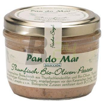 Pan do mar tonhal pástétom bio olivás (125 g) ML053388-8-7