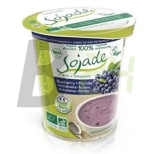 Sojade bio szója joghurt áfonya 125 g (125 g) ML053818-40-2