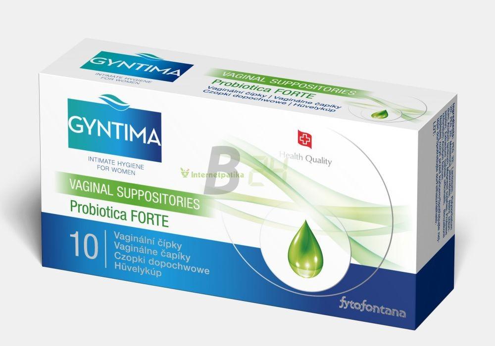 Gyntima hüvelykúp forte 10 db (10 db) ML056667-25-11
