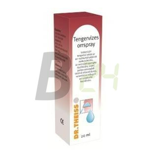 Dr.theiss tengervizes orrspray echinac. (20 ml) ML057446-16-9