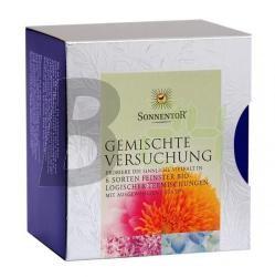 Sonnentor bio vegyes csábítás tea (12 db) ML057879-37-1