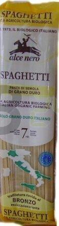Alce nero bio durumtészta t.k. spagetti (500 g) ML058465-32-11