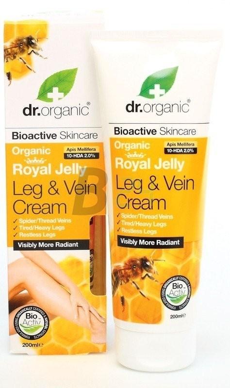 Dr.organic bio méhpempő lábápoló krém (200 ml) ML059037-28-3