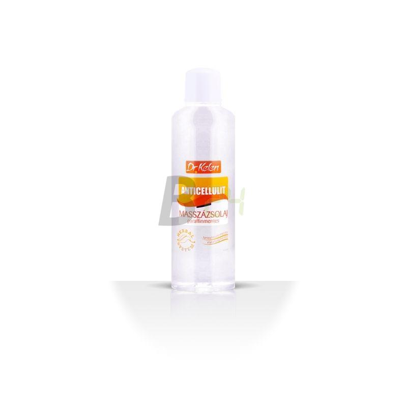 Dr.kelen masszázsolaj anticellulit 1000 (1000 ml) ML060288-30-7
