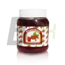 Dia-wellness pirosribizlilekvár 380 g (380 g) ML061482-11-7