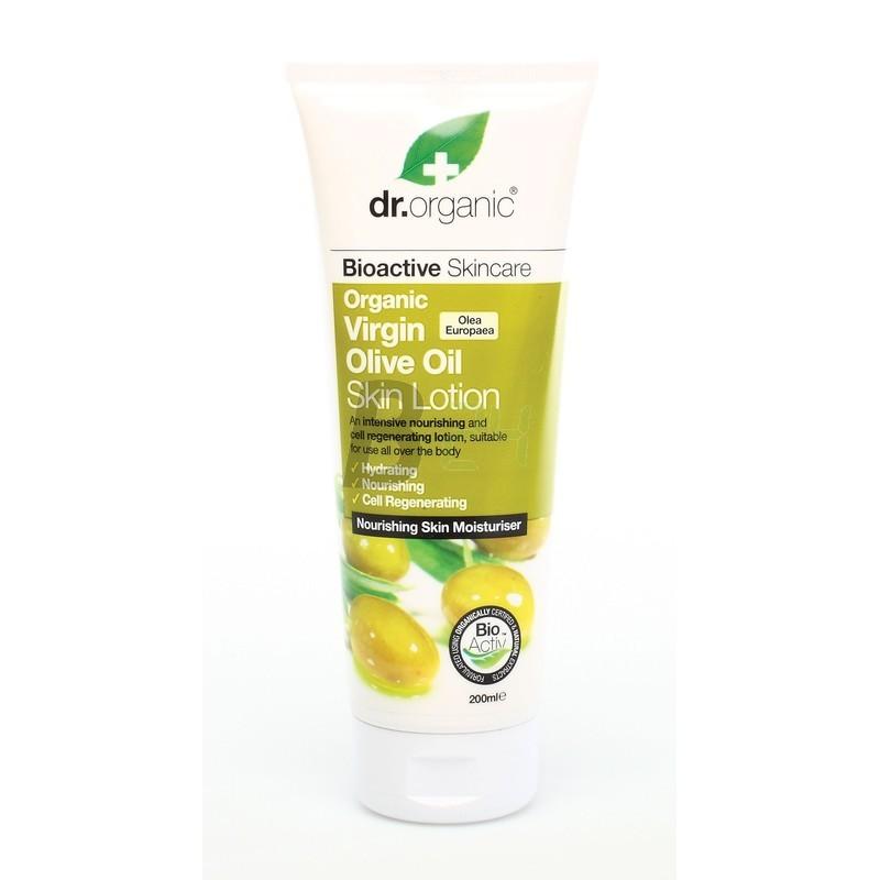Dr.organic bio olívás testápoló (200 ml) ML063625-23-2