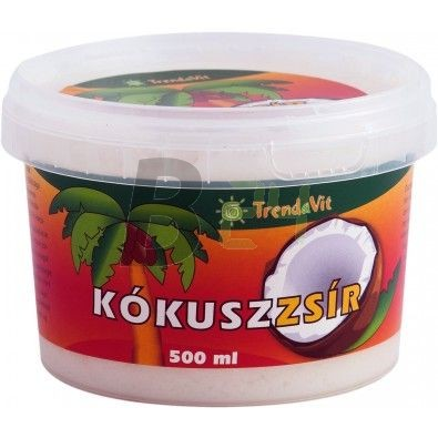 Trendavit kókuszzsír 500 ml (500 ml) ML064256-7-8