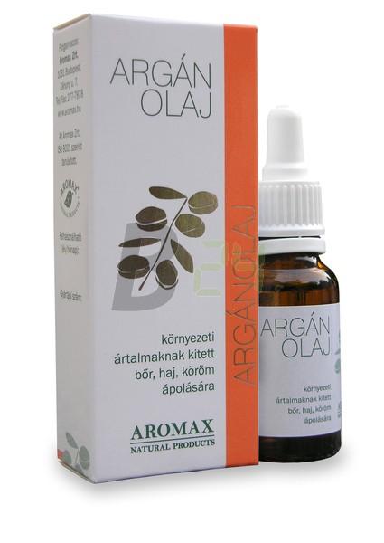 Aromax argánolaj 20 ml (20 ml) ML064478-20-1
