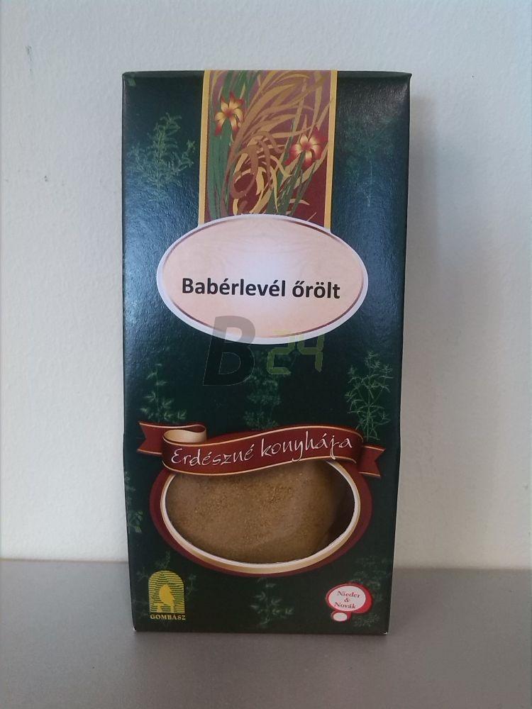 Erdészné babérlevél őrölt (15 g) ML065694-20-5