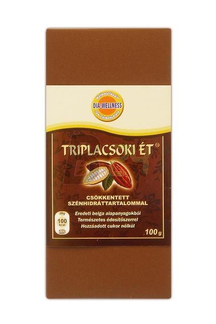 Dia-wellness triplacsoki ét (100 g) ML065984-17-1