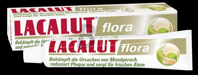 Lacalut fogkrém flora (50 ml) ML066114-27-12