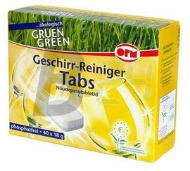 Opm öko mosogatógép tabletta (40 db) ML067327-23-11