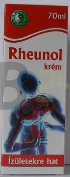 Dr.chen rheunol krém (70 ml) ML067566-24-10