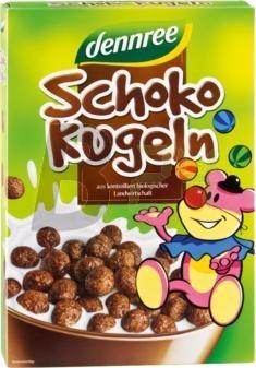 Dennree bio csokigolyók (250 g) ML068455-30-3